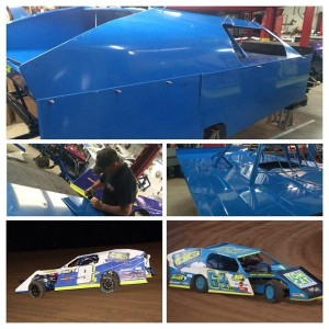 Former proprietor of Victory Circle Racecars in California, Ron Hornaday has gone back to what he knows best, fabrication and chassis construction with his newest venture - Diamond Racecars by Hornaday.