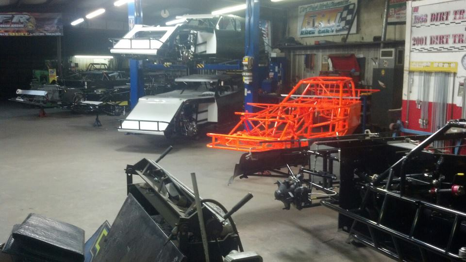 GRT Racecars – A 2013 Featured Exhibitor – Charlotte Racers Expo